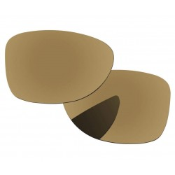 Lentes Crosshair Ti - Gold Marrom