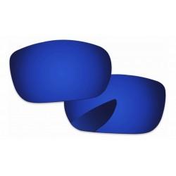 Lentes Double edge - Neon Blue
