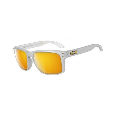 Oakley Holbrook -shaun White - Matte Clear/ 24k
