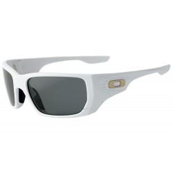 Style Switch Shaun White - Polished White Grey Polarized